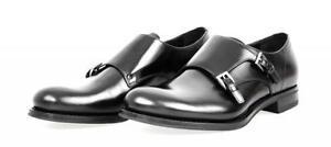 8 Chaussures Nouveaux 42 2oa013 5 5 Noir 43 Prada Luxueux XAq7Xr