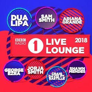 BBC-Radio-1-039-s-Live-Lounge-2018-Various-Artists-Album-CD