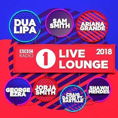 BBC Radio 1's Live Lounge 2018 - Various Artists (Album) [CD]