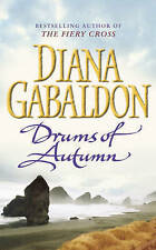 Drums Of Autumn (Outlander 4), Gabaldon, Diana Paperback Book