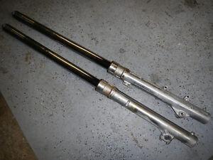 Details about FRONT FORKS SHOCKS SUSPENSION 1988 HONDA XR600 XR600R XR 600  600R R 88