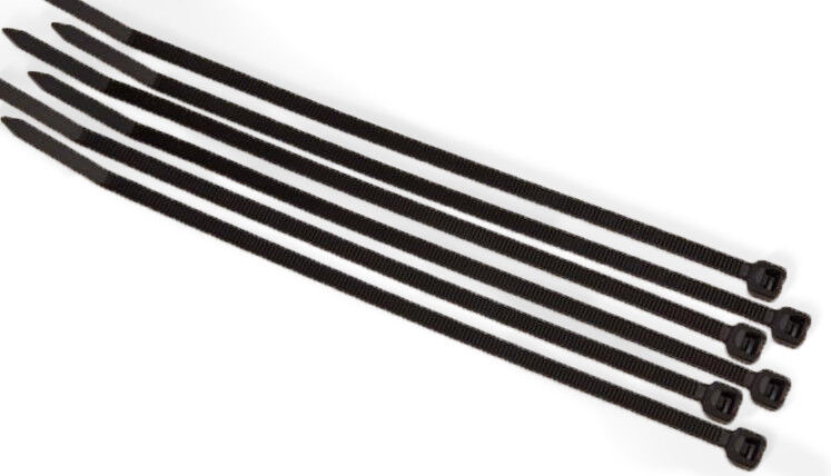 Hellermann Tyton T50R Polyamide Cable Ties 200 x 4.6mm 100pcs pack