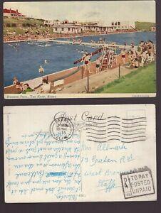 Great-Britain-POSTED-UNPAID-4D-TO-PAY-1955-postcard