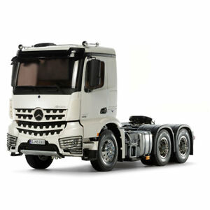 Tamiya Rc 56352 Kit de montage pour camion Mercedes Arocs 3363 6x4 Classic Space 1:14