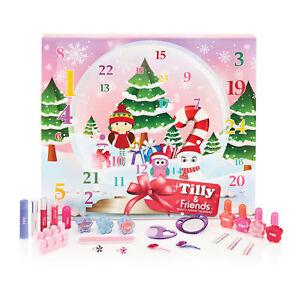 Calendario Bellezza.Dettagli Su Natale Bellezza Calendario Avvento Tilly Amici Bellezza Per Bambini