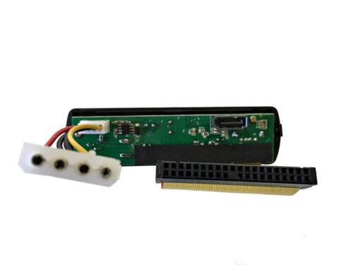 "3.5/"" USB 2.0 Aluminum External IDE//SATA HDD Enclosure Supports up to 2TB Win//Mac"