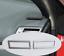 MERCEDES Benz E Class Coupe W207 Cruscotto Sfiato Coperchio Trim Surround Set 2pcs