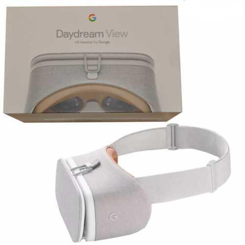 BNIB Google Daydream View Snow White Virtual Reality / VR Headset