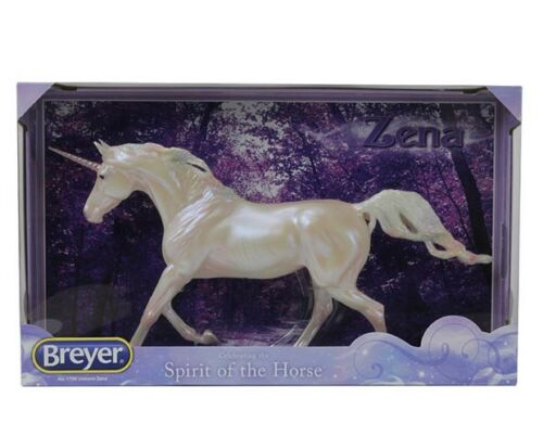 Zena 1790 Unicorn Shagya Arabian Mare NIB Traditional Model Horse Breyer NEW