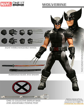 X-Force Wolverine PX Exclusive ONE-12 collective Action Figure
