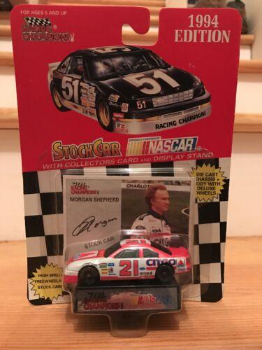 Racing Champions 1994 Edition Die-Cast Stock Car Morgan Shepherd #21 NASCAR
