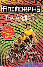 The Android (Animorphs), Katherine Applegate, Used; Good Book