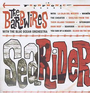 THE-BARBWIRES-SEARIDER-12-VINYL-LP-12-HOT-NEW-ROCKIN-SURF-INSTRUMENTALS