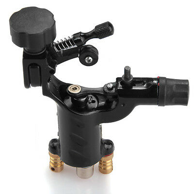 Black Silent Rotary Motor Tattoo Dragonfly Machine Gun for Liner Shader