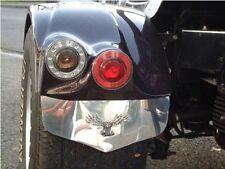 Schmutzfänger Kotflügel BOOM Trike mit LED Rückleuchten Spritzschutz