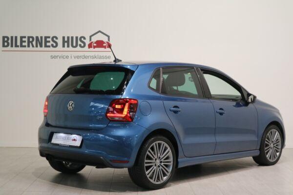 VW Polo 1,4 TSi 150 BlueGT DSG - billede 1