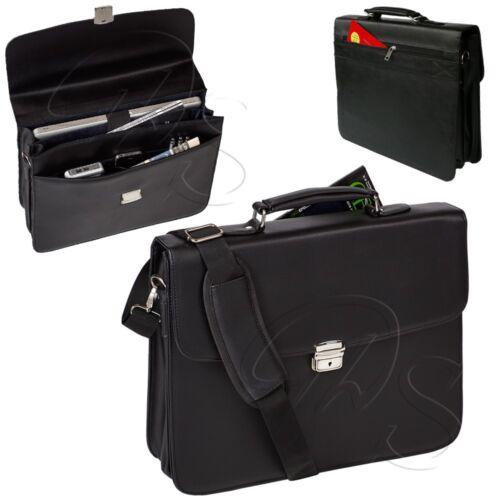 VALIGETTA PORTATILE scomparto chiudibile maniglia chiave business Spalla Laptop Bag