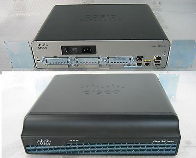 Bene €399+iva Cisco 1941/k9 Integrated Services Router 2xgigabit Ethernet 512mb Dram