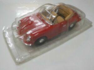 PORSCHE-356-B-1961-Cabriolet-BURAGO-BBURAGO-Scala-1-18-COMPRO-FUMETTI-SHOP