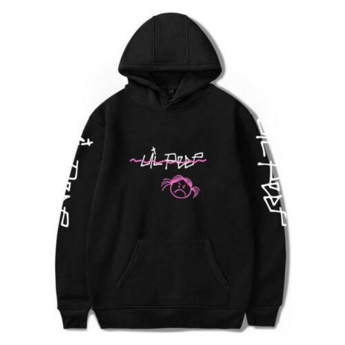 20Men/'s Lil Peep Street Hooded Round Neck Pullover Plus Velvet Hoodies Sweatshir