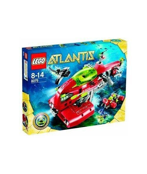 Lego  - Lego Atlantis 8075 IL NETTUNO - 5702014602243  economico