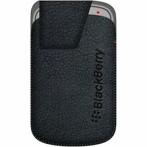 BlackBerry-Leather-Swivel-Holster-for-Bold-9900-9930-Black