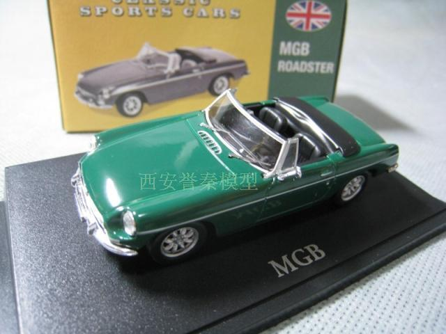 ATLAS 1 43 MGB ROADSTER DieCast Model TOY Vehicles Car toy