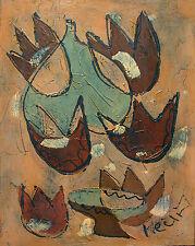 Bohumil Samuel KECIR (1904-1987) Blumen Nr. a2