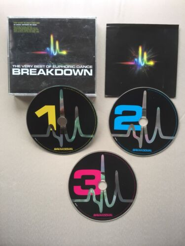 1 of 1 - Various Artists The Very Best of Euphoric Dance Breakdow CD