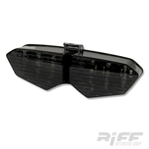 LED Rücklicht Heckleuchte Yamaha YZF R6 RJ05 RJ09 schwarz getönt smoked