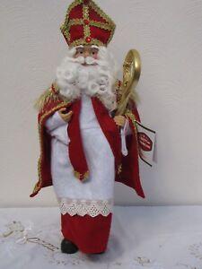 Nikolaus-Santa-Klaus-Weihnachtsmann-gross-56cm-Weihnachten-Deko-Art-16182-Advent