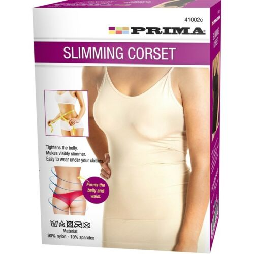 Women Curves Shaper Tight Vest Lift Firm Ladies Shapewear Body Control NEW
