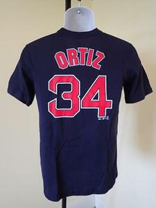 89a001f788d New Minor Flaw- David Ortiz  34 Boston Red Sox Youth Large (L ...