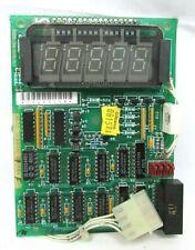 Gilbarco Gas Pump Dispenser Display Board 5 Digit Modular T15994 G T15993c