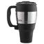34 oz. Black Bubba Classic Insulated Travel Mug with Handle