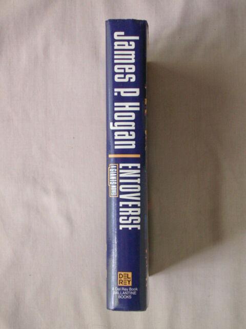 Entoverse by James P. Hogan (1991, Hardcover) for sale online | eBay