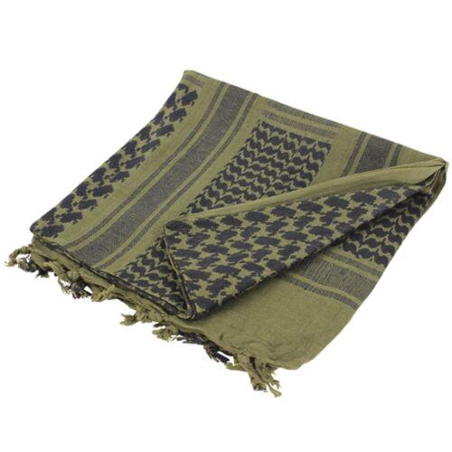 Condor Shemagh Head Tactical Scarf Face//Neck//Head Wrap 100/% Cotton 201