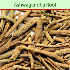 Ashwagandha-Roots-Withania-Somnifera-Indian-Ginseng-Raw-amp-Whole-Herbs-FREE-SHIP