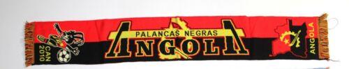 Angola Scarf Angola Palancas Negras CAN 2010 Football Scarves Cachecol Seleção