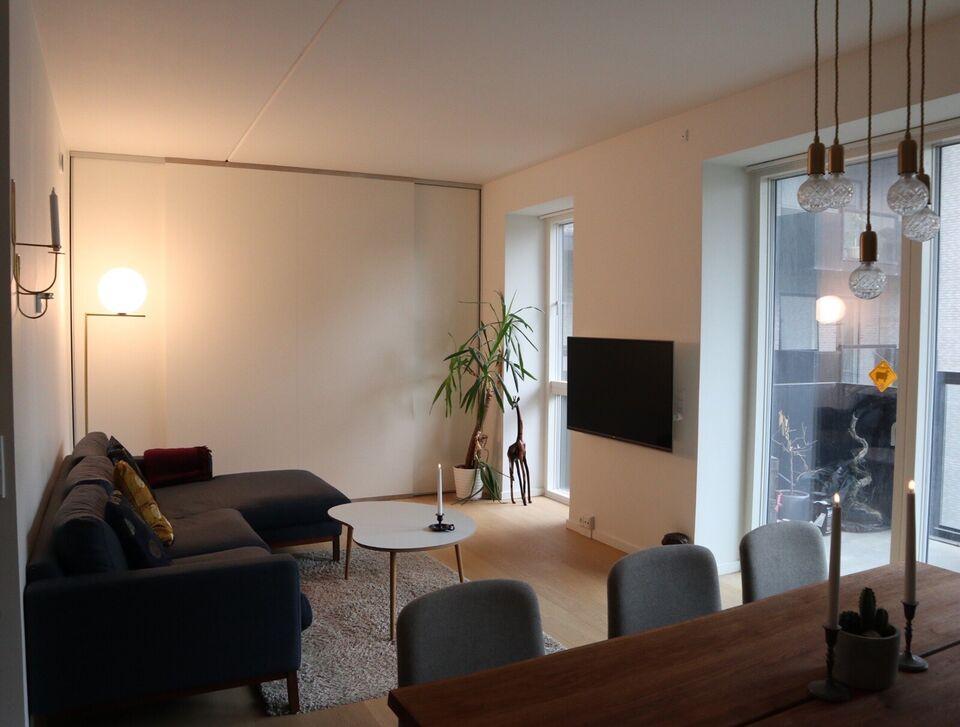 2300 3 vær. lejlighed, 94 m2, Strandlodsvej 25E 2TH