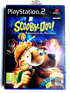 Scooby-Doo-Bienvenidos-Misterio-PS2-Playstation-Nuevo-Precintado-Sealed-New-SPA