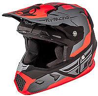 Fly Racing Toxin Original Helmet Dirt Bike Motocross Off-Road EPS Liner Youth