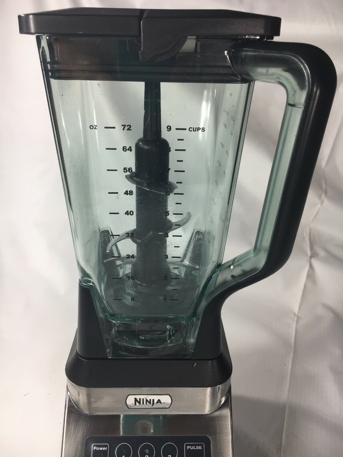 NICE NINJA PROFESSIONAL BLENDER TOTAL TOTAL TOTAL CRUSHING TECHNOLOGY 1000 WATTS NJ600 4fd23a