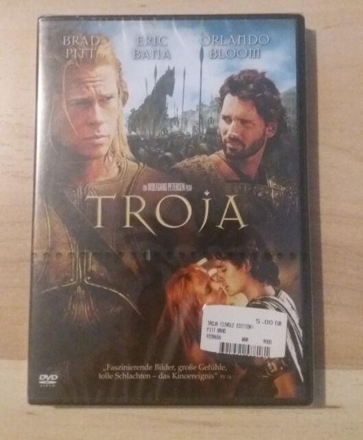 Troja (2006) DVD | FSK 16 | NEU + OVP