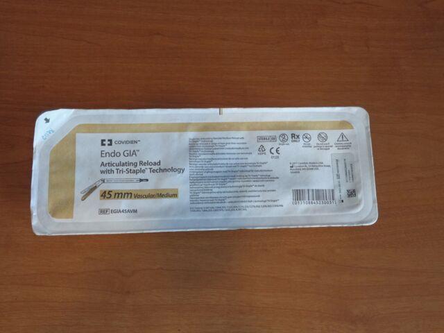 Covidien ENDO GIA artikulieren Reload/Tri-Tacker 45mm vaskulären Medium egia 45avm