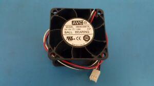 FAN-60x38mm-12VDC-1-28A-AVC-DB06038B12L-FAF-3-pin-Ball-Bearing