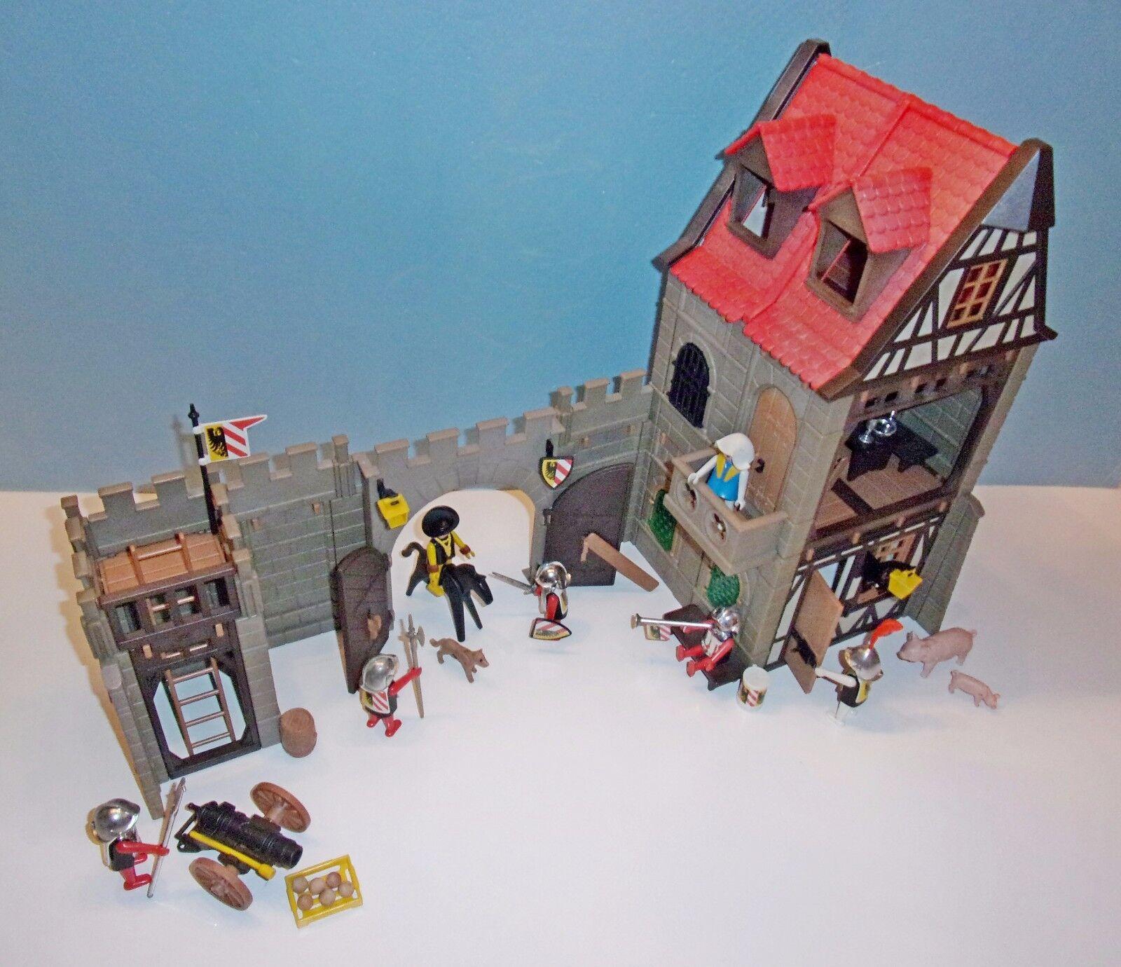 PLAYMOBIL Medieval custom made pezzo unico like 3448 3445