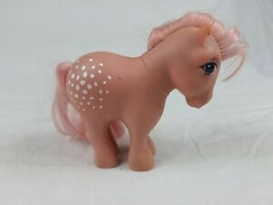 My-Little-Pony-G1-Cotton-candy-Vintage-Toy-Hasbro-1982-Collectibles-MLP-D
