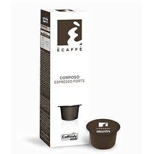 100 KAPSELN CAFFITALY SYSTEM E'CAFFE' CORPOSO ESPRESSO STARK BREAK SHOP