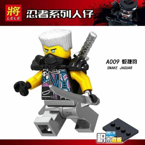 New Ninjago Minifigures Ninja Kai Cole Jay Zane Lloyd Nya Mini Action Figure toy